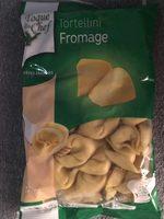 Tortellini fromage - Produit - fr