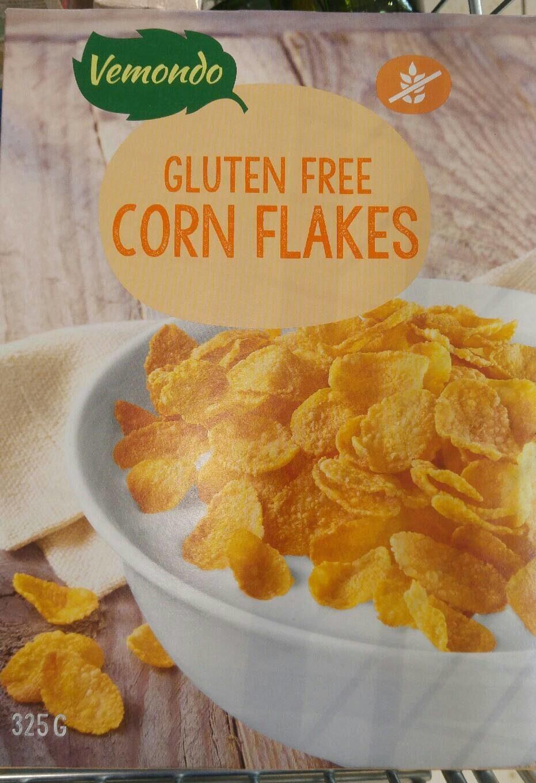 Corn Flakes Sans Gluten Vemondo Lidl