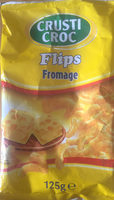 Flips fromage - Produit