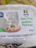 Salade jambon-poireau - Product - fr