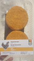 Burger de poulet fromage - Product - fr