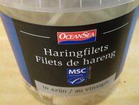 Filet de hareng au vinaigre - Produit - fr