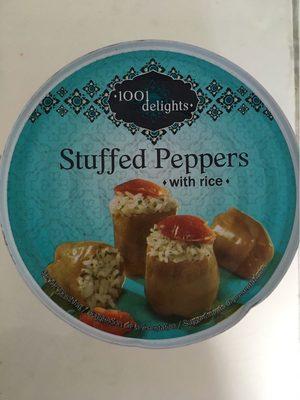 Stuffed Pepper - Product