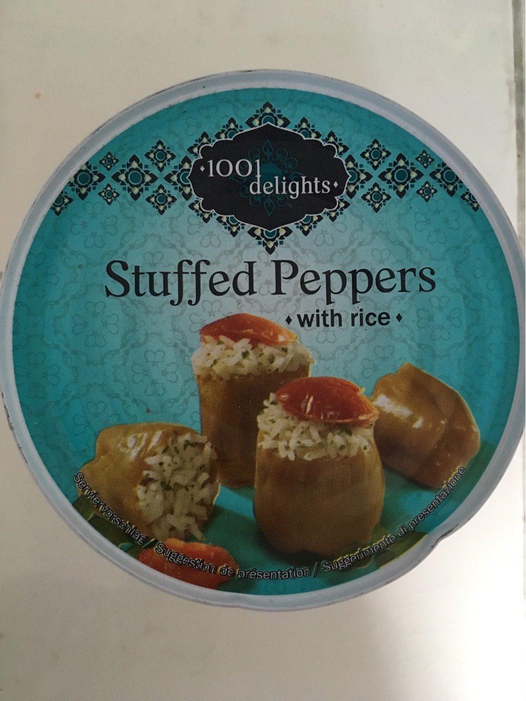 Stuffed Pepper - Product - fr