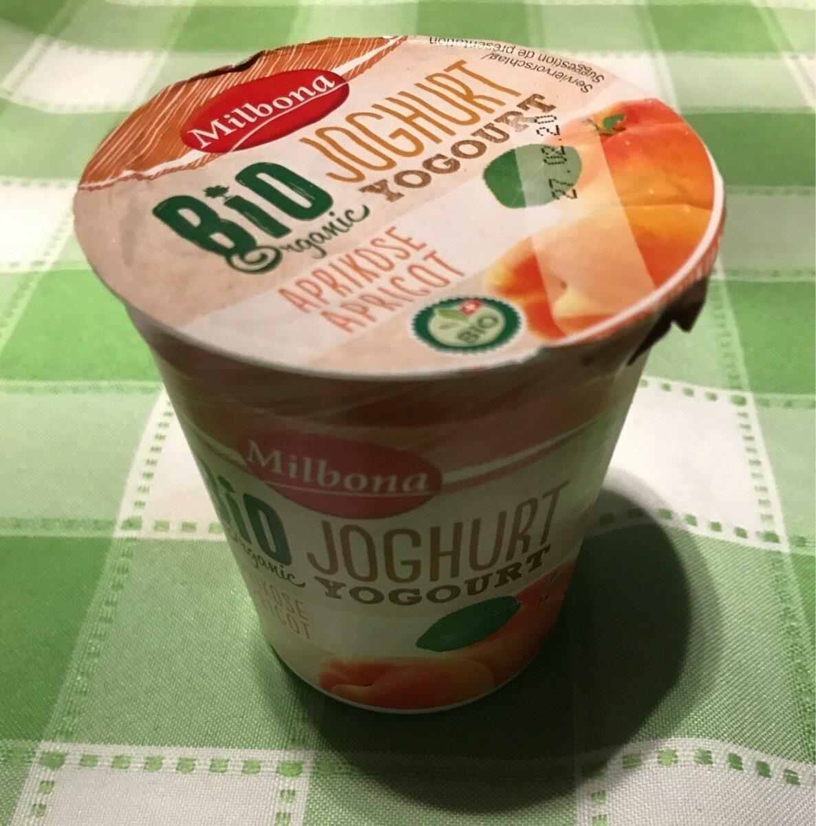 Yogourt abricot - Prodotto - fr