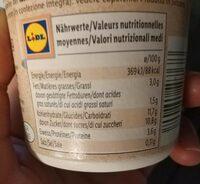 Yogourt abricot - Informazioni nutrizionali - fr