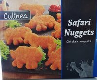 Culinea Safari nuggets - Product
