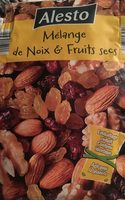 Alesto Nuss-Frucht-Mix - Produit - fr