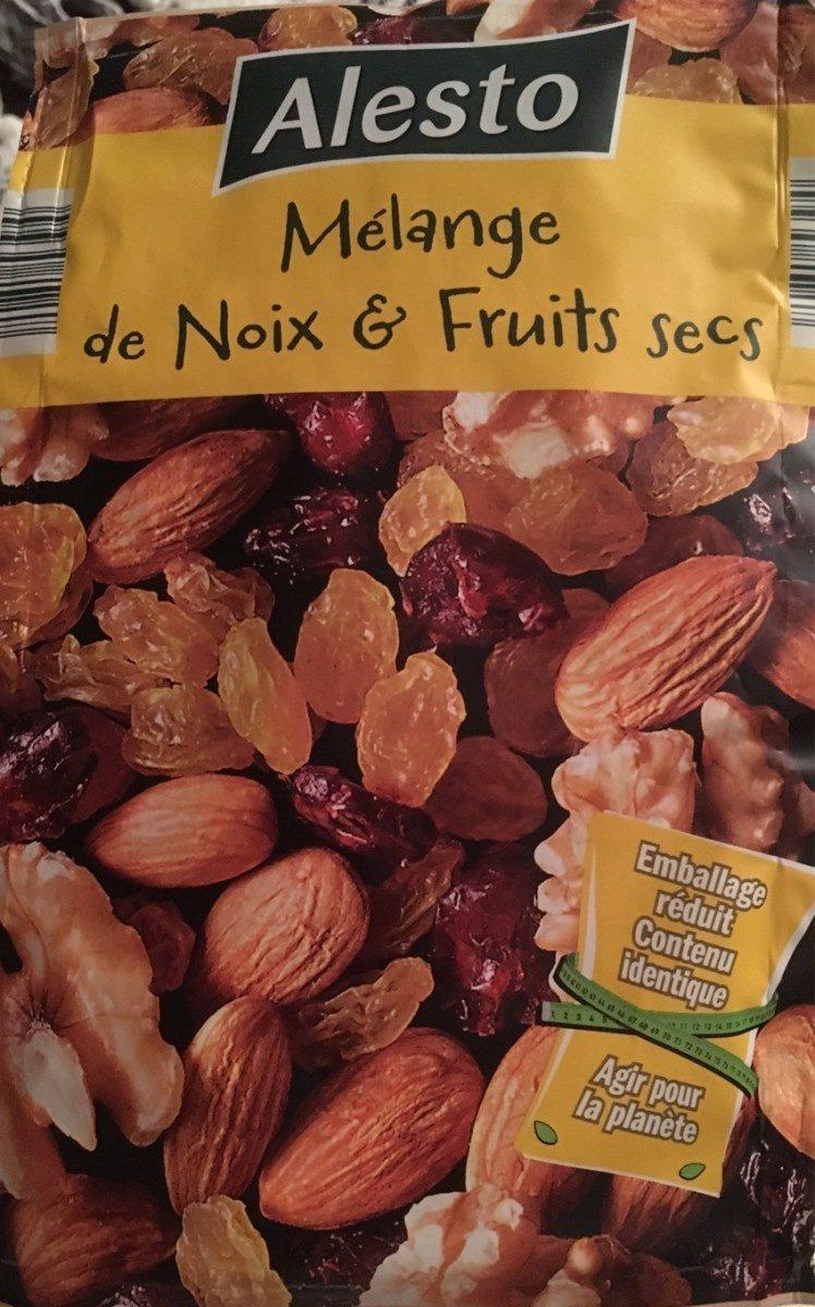 Alesto Nuss-Frucht-Mix - Prodotto - fr
