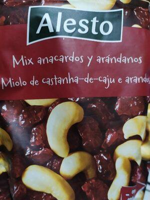 Mix anacardos y arandanos - Product - de
