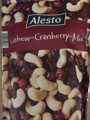 Cashew-Cranberry-Mix - Product