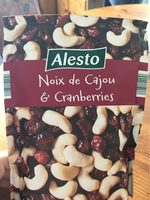 Cashew-Cranberry-Mix - Produit