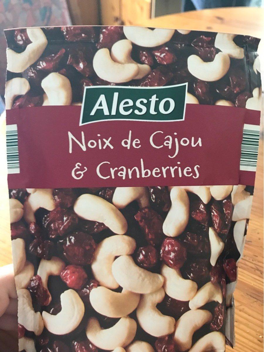 Cashew-Cranberry-Mix - Produit - fr