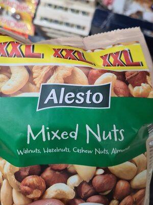 Alesto  Mixed Nuts - Produit - fr