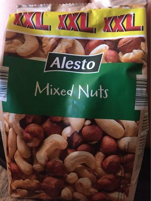 Mixed Nuts - Produkt - fr