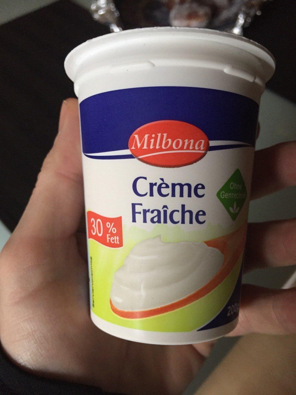 Crème Fraiche Lidl