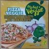 """Pizza Veggie """"Die Herzhafte"""" -"""
