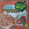 "Pizza Veggie ""Die Würzige"" - Produkt"