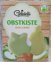Fruit box apple & Pear - Produit - de