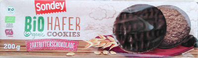 Bio Hafer Cookies - Product