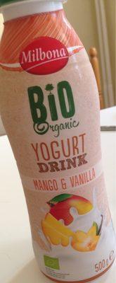 Yogurt mango & vanilla - Producto