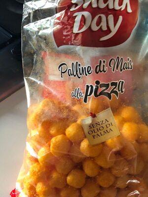 Palline di mais alla pizza - Product