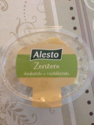 Zenzero - Produit