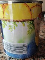 Ananas en tranches - Ingredients