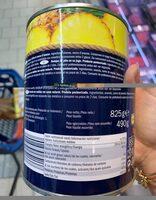 Ananas - Inhaltsstoffe