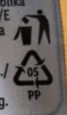 Blätterteig / Pâte feuilletée - Recycling instructions and/or packaging information - cs