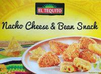 Nacho Cheese & Bean Snack El Tequito 250 G - Produit