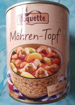 Möhren - Topf - Product