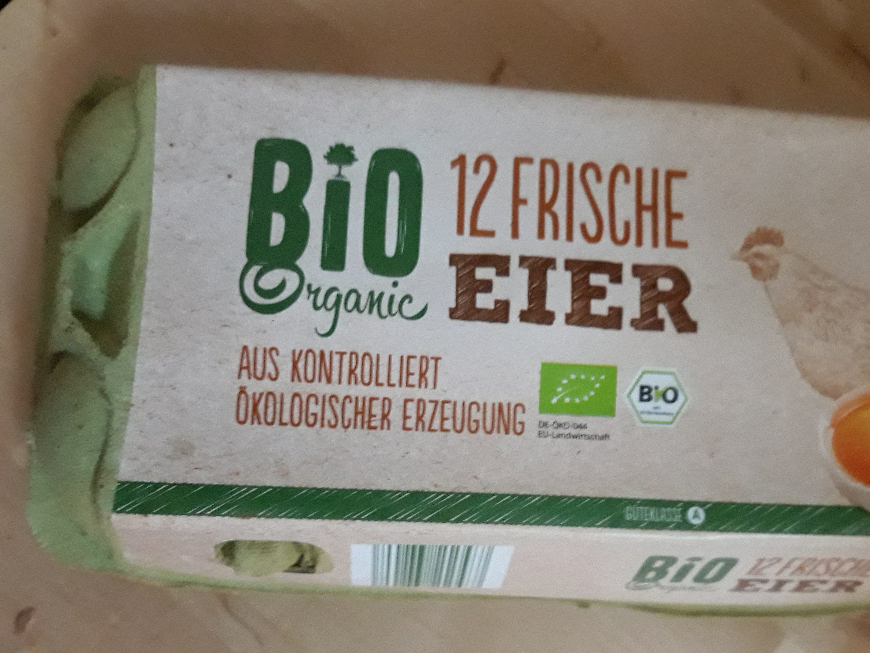 Bio fresh Eggs - Product