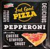 Pizza trattoria Alfredo - Produit
