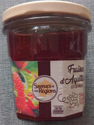 Fraises d'Aquitaine - Produit - fr