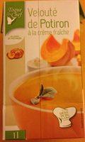 Velouté de Potiron à la Crème Fraîche - Produit - fr