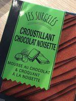 Croustillant Chocolat Noisette - Prodotto - fr