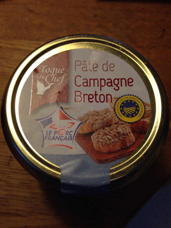 Paté de campagne breton - Product