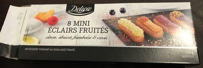 Mini Éclairs Fruités - Product