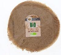 Galettes blé noir Bio - Prodotto - fr