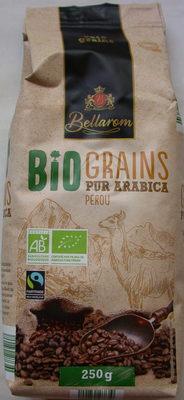 BIO Grains Pur ARABICA - Produit - fr