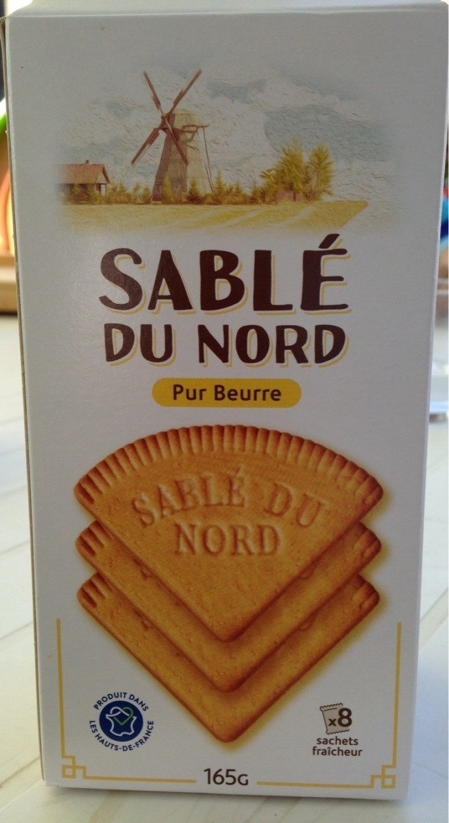 Sablé du Nord Pur Beurre - Product