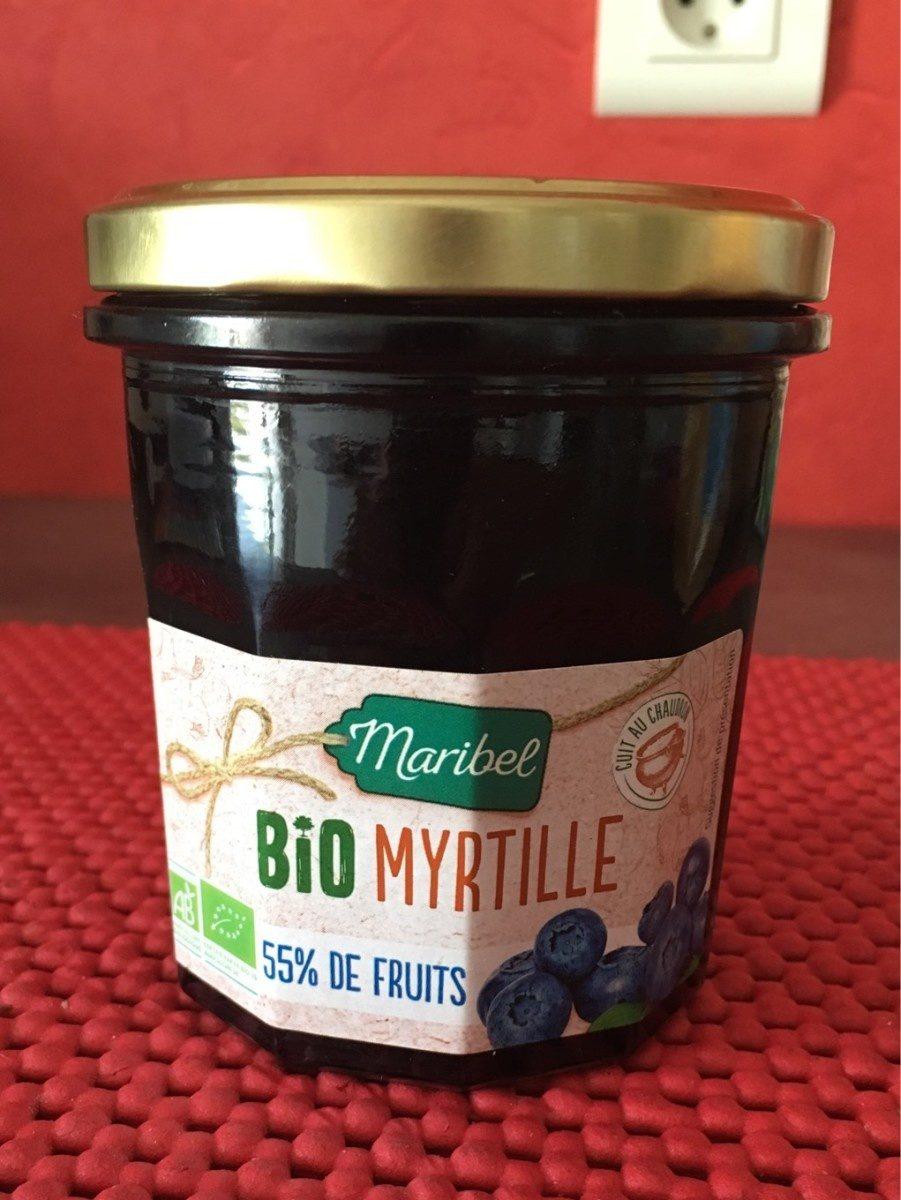 Bio myrtille - Product