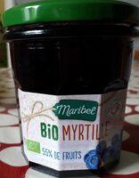 Bio myrtille - Product - fr