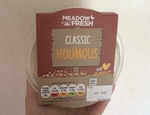 Classic Houmous - Product - en