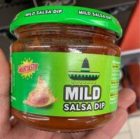 mild salsa dip - Prodotto - en