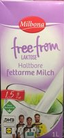 Fettarme laktosefreie Milch 1,5% - Produkt - de
