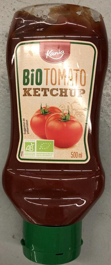 Bio Tomato Ketchup - Prodotto - fr