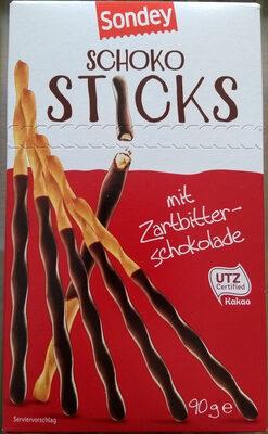 Schoko Sticks - Produkt - de