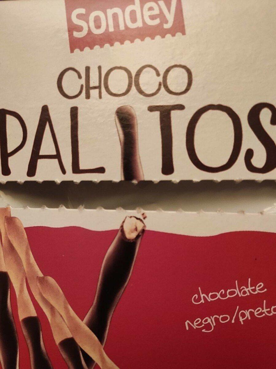 Choco palitos - Produit - fr